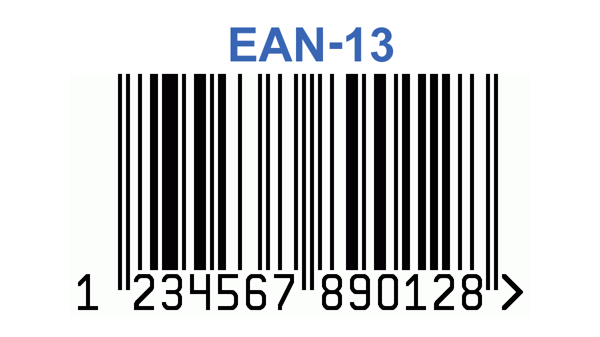 Ean 13 Free Barcode Generator With Bar Width Reduction Vector Pdf Ai Eps