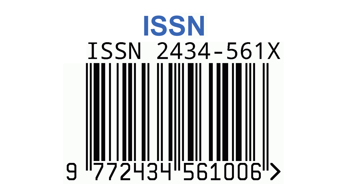 ISSN free barcode generator with bar width reduction (vector PDF ...
